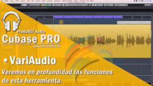 Cubase - VariAudio en Profundidad