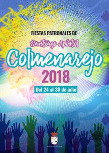 David Civera en las fiestas de Colmenarejo