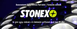 Oferta de trabajo en Stonex. Se necesita técnico de iluminación.