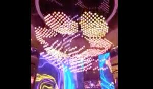 Demo de iluminación Kinetic