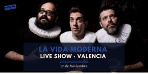 LVM en Valencia, esto debe debe ser una broma....