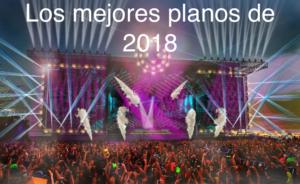 Los mejores planos de 2018. 1